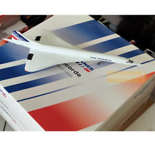 Air France Concorde F-BVFC  1:200 JC Wings Lupa Chrome Metal Plane