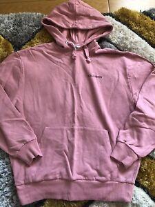 Womens ASOS pink Hoodie Size 10