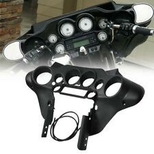Speedometer Cover Front Inner Fairing For Harley Touring Road King Electra Glide