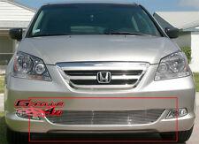 Fits 2005-2007 Honda Odyssey Bumper Billet Grille Insert 2006