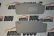 VW Touran 1T Sonnenblende sonnen Blende 1T0857551 / 1T0857552 F2F4 Original