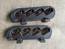 New listing Toyota Accessories Lockable Ski Snowboard Rack Attachment Oem 00278-00961 w/Key