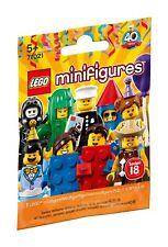 LEGO® 40 years 71021 Serie 18 Party Thème 17 Minifiguren mit policeman N5/18