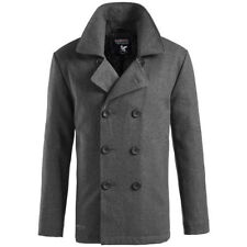 Wool Winter Double Breasted Coats & Jackets for Men