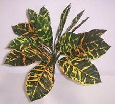 Artificial flowers & plants silk Croton Plant  P22 - SUPER CLEARANCE PRICE