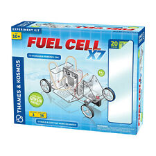 Thames and Kosmos Fuel Cell X7 Hydrogen Powered Car ScienceToy Model Educational