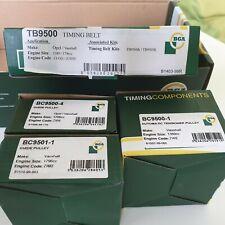 BGA TB9501K Timing Belt Kit Zafira A 98-02 Z1.6 1.8 X16XEL Z16XE X18XE1 Z18XE