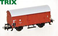 Trix H0 21532-4 Gedeckter Güterwagen GR der DR - NEU