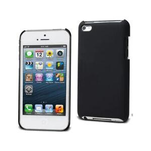 Carcasa Muvit para Apple iPhone 5C color negro