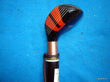 Wilson Crest WOOD GOLF CLUB #3 CANE/walking stick new Pool Cue~Gene Sarazen~gift