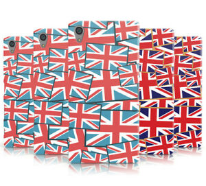 UNION JACK FLAGS COLLECTION HARD MOBILE PHONE CASE COVER FOR SONY XPERIA L1