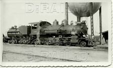 8K586 RP 1940s SANTA MARIA VALLEY RAILROAD 2-6-2 LOCO #203 CA