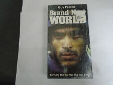 Brand New World AKA Woundings  Guy Pearce VHS