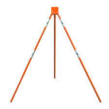 """Tripod Stand for use with 36"""" & 48"""" Roll-Up & Rigid Roadway Traffic Signs    T55"""