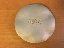 USED OEM ROUGH 96-99 FORD TAURUS CENTER CAP GREY F6DC-1A096-AA