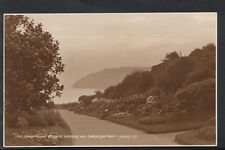 Yorkshire Postcard - Scarborough, Holbeck Gardens & Carnelian Point  A3232
