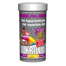 JBL Krill 250ml - Poissons Nourriture süß-und EAU DE MER Aliment en flocons Loup