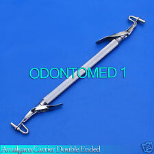 Ten Pieces Amalgam Carrier Double Ended (Large)