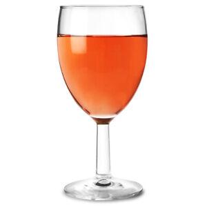 Savoie Wine Glasses 6.7oz / 190ml - x12 - Short Stem Wine Glasses, Wine Glasses