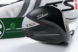 Titleist TSi1 Driver / 10 Degree / Regular Flex Ascent 40 Shaft / TIDTSI102