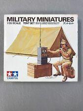 1/35 Tamiya Military Miniatures Tent Set