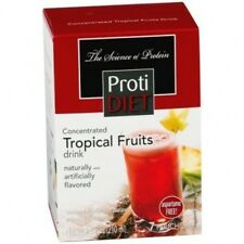 ProtiDiet - Tropical Fruits Concentrate High Protein Drink