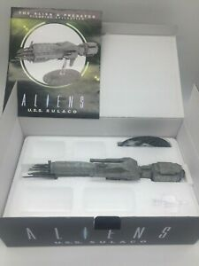 Alien SULACO U.S.S. limited edition model Eaglemoss