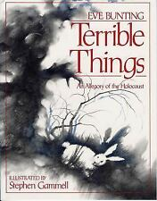 Terrible Things: An Allegory of the Holocaust (Hardback or Cased Book)