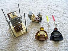 LEGO Star Wars - Rare 7101 Lightsaber duel - Complete - Darth Maul Qui Gon Jin