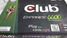 NVIDIA CGNX-H666 Club 3D GeForce 6600 Passive Cool GDDR - graphic card