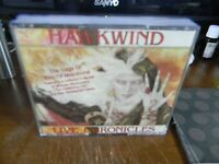 hawkwind - live chronicles w/booklets  - 2xCD - fatcase