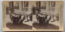 1901 WASHINGTON ** McKINLEYS CASKET **    sv photo