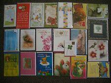 500 x Grußkarten Glückwunschkarten Karten  Sonderposten Neu