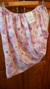 DISNEY PRINCESS CRIB/TODDLER BED SHEET/FITTED/MULTI COLOR/POLYESTER