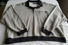 Brand new vintage Puritan brand, long-sleeved 3 button pullover shirt size 2XL