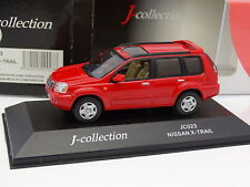 J Collection 1/43 - Nissan X Trail 4WD Red