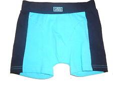 NEU Topolino tolle Boxer Shorts Gr. 128 hellblau mit seitlichen Streifen !