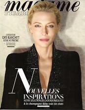French fashion magazine 2017 => CATE BLANCHETT_ROSSY DE PALMA (FREE SHIPPING!!!