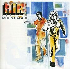 Air -  Moon Safari  VIRGIN RECORDS CD 1998 OVP