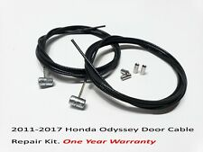 2011 - 2018 Odyssey Sliding Door Cable REPAIR PACKAGE. Fits R. OR L. SIDE