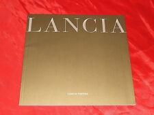 LANCIA Phedra 2.0 16V 3.0 V6 24V 2.0 16V JTD  2.2 16V JTD Prospekt von 2002