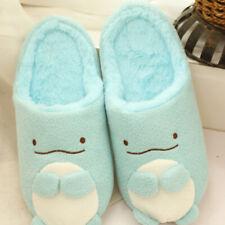 Sumikkogurashi blue anime unisex indoor slippers shoes slipper shoe hot gift
