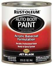 Jet Black Auto Body Paint, 253500, Rust-Oleum