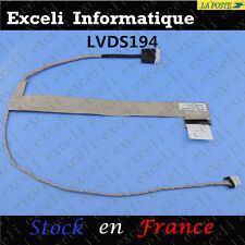 ECRAN Cable Nappe Display Screen VIDEO MSI GT60  MS16F1 MS16F2 MS16F3 MS16F4