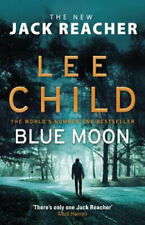 NEW Blue Moon By Lee Child Paperback Free Shipping