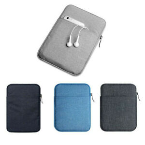 For 2019 iPad (7th Generation) 10.2'' inch 2019 Soft Sleeve Bag Pouch Case Cover