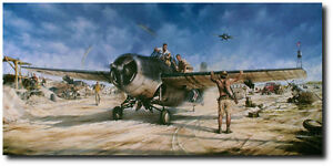 The Magnificent Fight By John Shaw PILOTS EDITION VMF-211 Wildcat Pilots Sigs