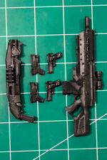 Custom Weapons pack resin black cast 1:12 BFG shotgun