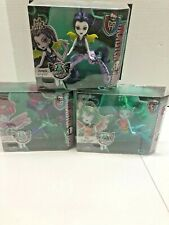 Lot of Three Monster High Fright Mares New In Box  by Mattel