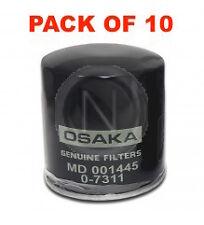 OSAKA Oil Filter Z56B -FOR Ford Courier TELSTAR Mitsubishi Magna - BOX OF 10